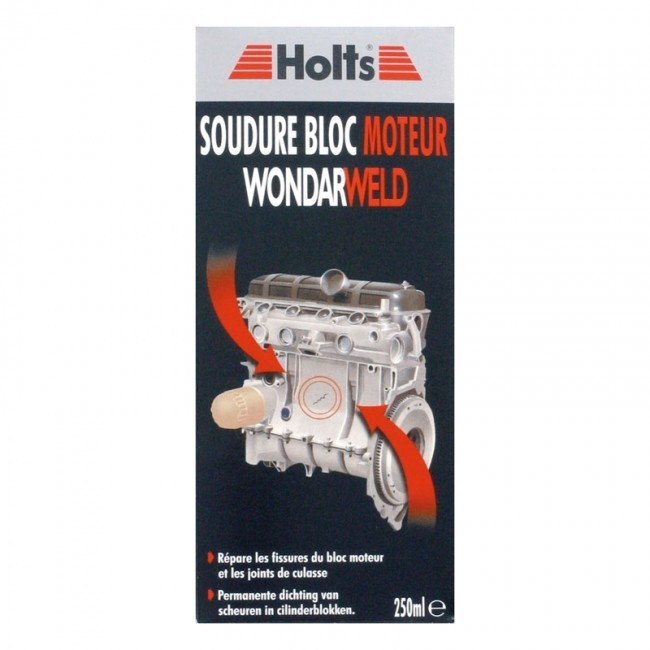 holts wondarweld motorblok reparatie autoaccessoiresonline. Black Bedroom Furniture Sets. Home Design Ideas