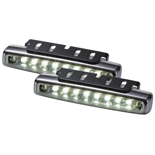 LED dagrijdlampen 112x24mm incl. E-Keur