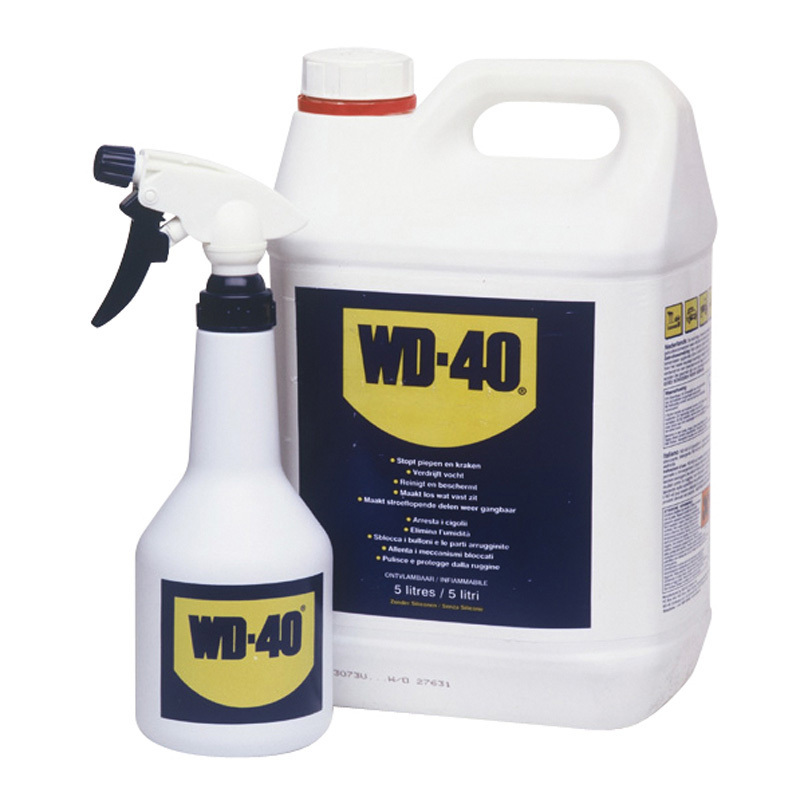 wd 40 multispray 5l jerrycan trigger wd 1810010. Black Bedroom Furniture Sets. Home Design Ideas