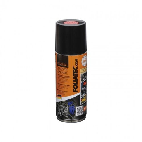 Foliatec 2C Spray Paint Blauw Glanzend