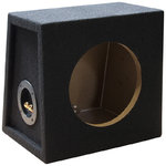 Subwoofer behuizing 8 inch 1x conn.