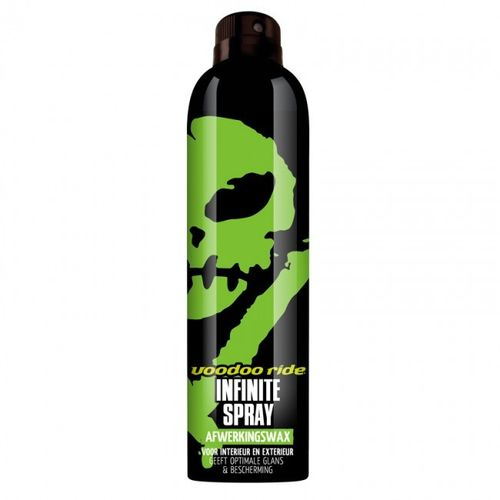Voodoo Ride Infinite Spray Detailer 400ml - in- en exterieur