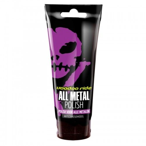 Voodoo Ride All Metal Polish 150ml - Metaalpolijstmiddel
