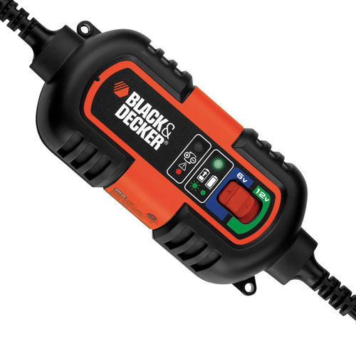 Black&Decker Acculader 6V & 12V BDV090