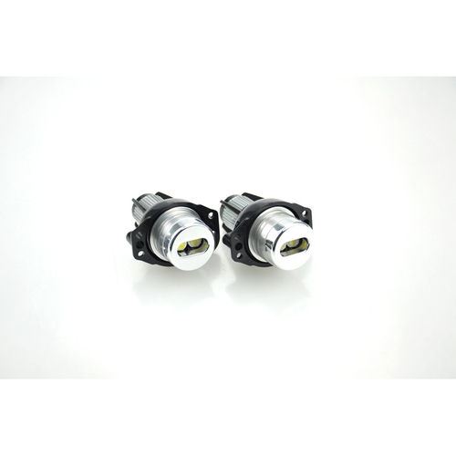 Angel-Eyes LED's - BMW 3-Serie E90/E91 2005-2009 - 20Watt - Wit Set