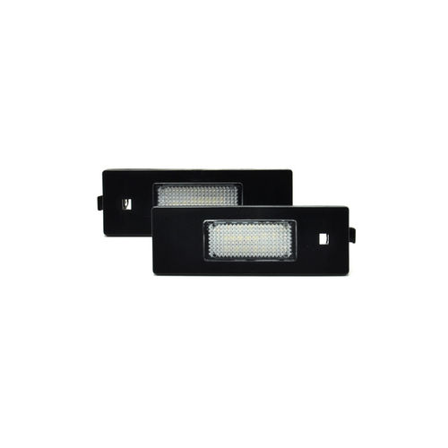 Pasklare nummerplaat LED verlichting Alfa/BMW/Fiat/Mini diversen