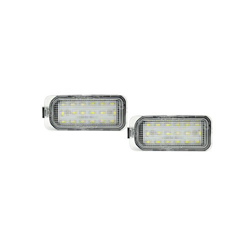 Pasklare nummerplaat LED verlichting Ford/Jaguar diversen
