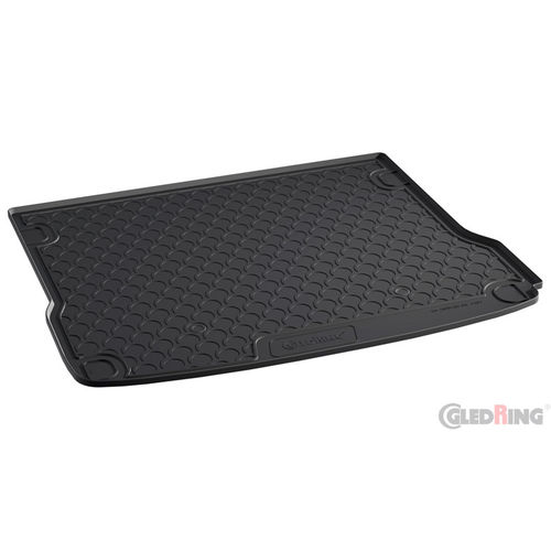 Rubber Kofferbakmat Audi Q5 2008-2016 excl. Hybrid