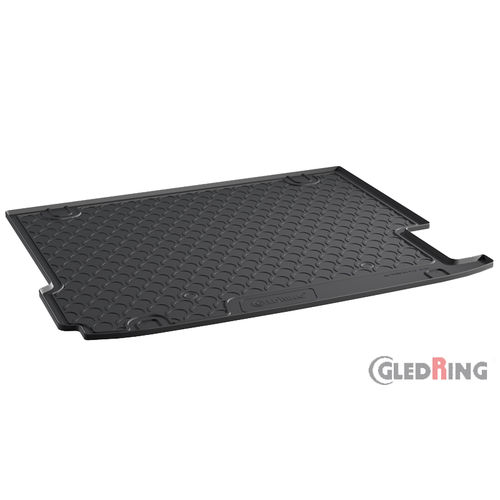 Rubber Kofferbakmat BMW X4 F26 2014-2018