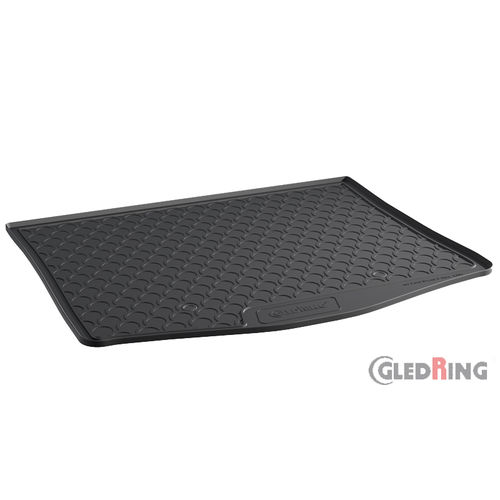 Rubber Kofferbakmat Ford Grand C-Max (5-Personen) 2011-