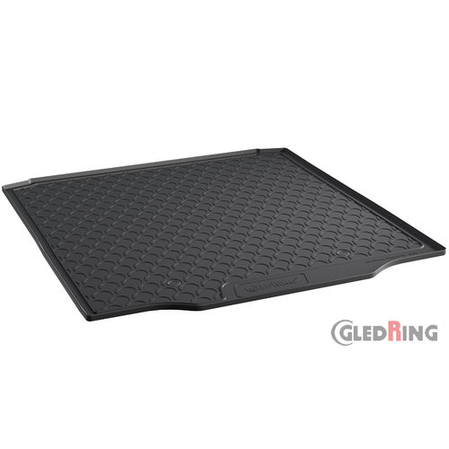 Rubber Kofferbakmat Skoda Superb 3T Sedan 2008-2015
