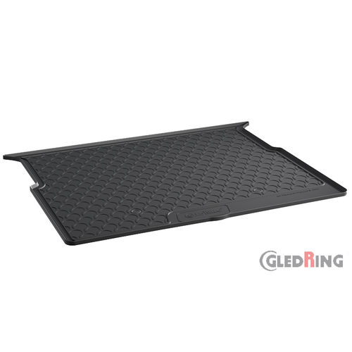 Rubber Kofferbakmat Citroën C4 Picasso 2013- (Lage laadvloer)