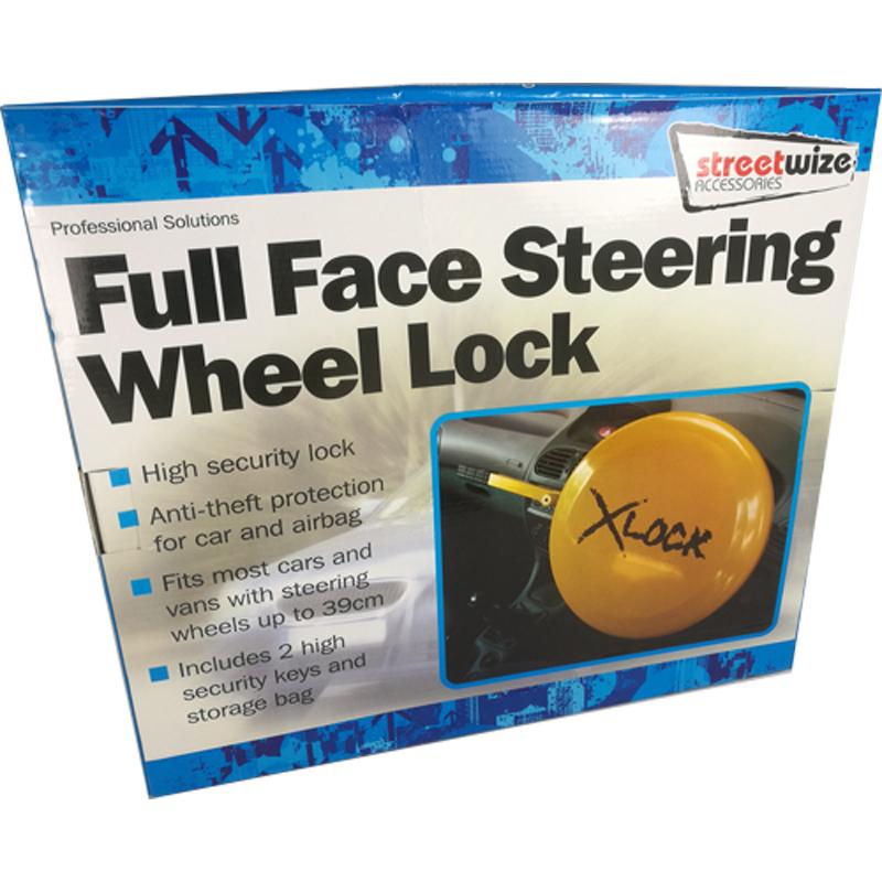 X Lock Stuurslot 35 39cm Sy Xlock Autoaccessoiresonline