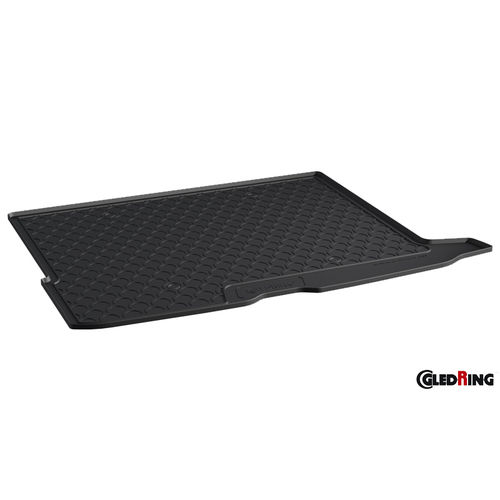 Rubber Kofferbakmat Mercedes GLC (X253) 2015-
