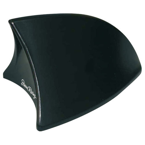 Simoni Racing Antenne Shark Fin - Zwart