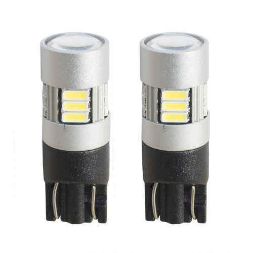 Simoni Racing T10 15-LED Lampen 'Canbus No-Polarity' - High Brightness Superwhite / Spread Lens