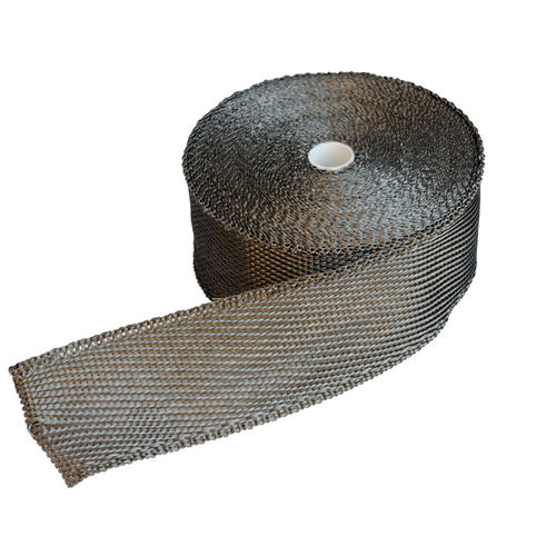 Simoni Racing Uitlaat Thermo Wrap Kit - 50,8mm x 15,24mtr + 6 clips ->1000C