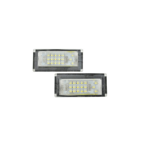 Pasklare LED nummerplaat verlichting - Mini One/Cooper/S/Cabrio R50/R52/R53 2001-2006
